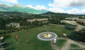 Elisuperficie Ospedale DI Feltre for Microsoft Flight Simulator 2020