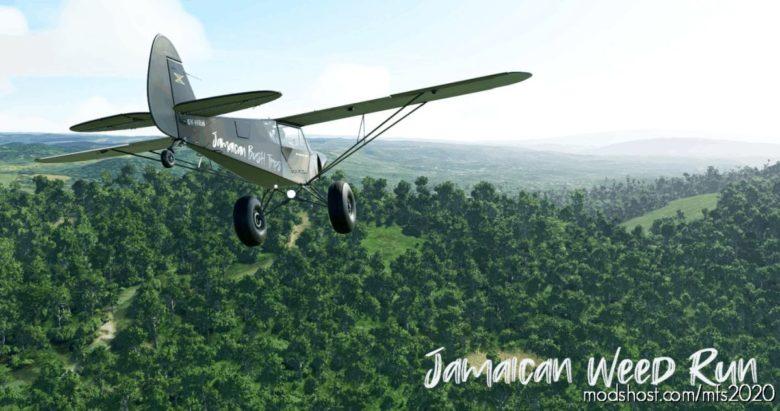 Jamaican Weed RUN – Bushtrip for Microsoft Flight Simulator 2020