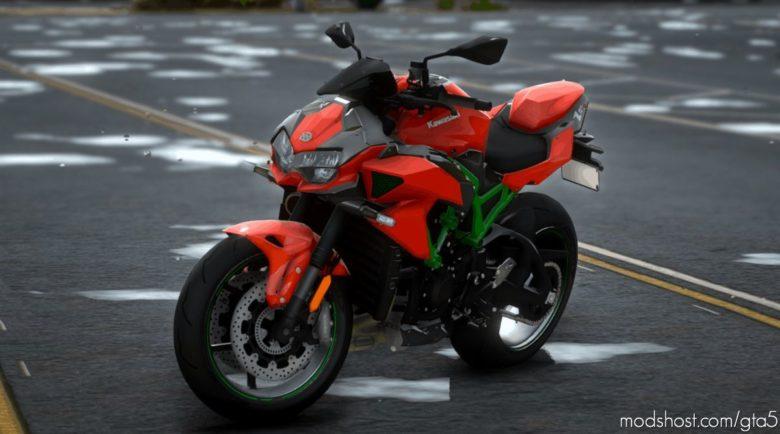 2020 Kawasaki Z-H2 for Grand Theft Auto V
