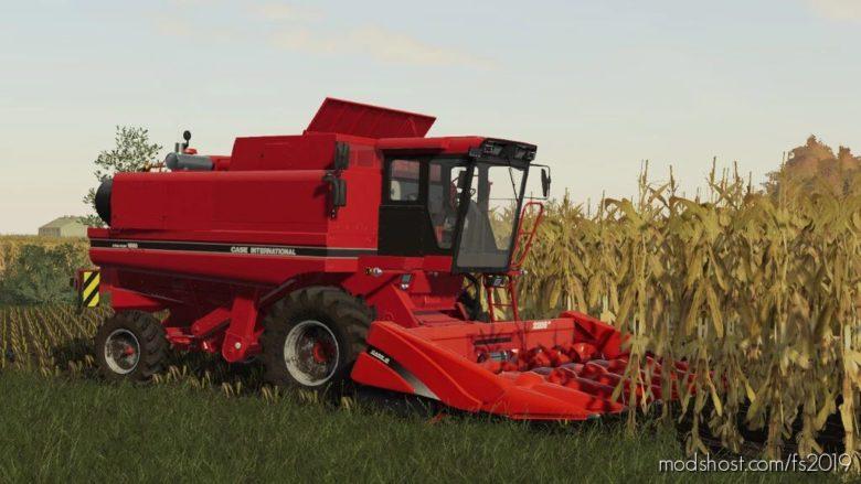 Case IH 1600 Axial Flow Series for Farming Simulator 19