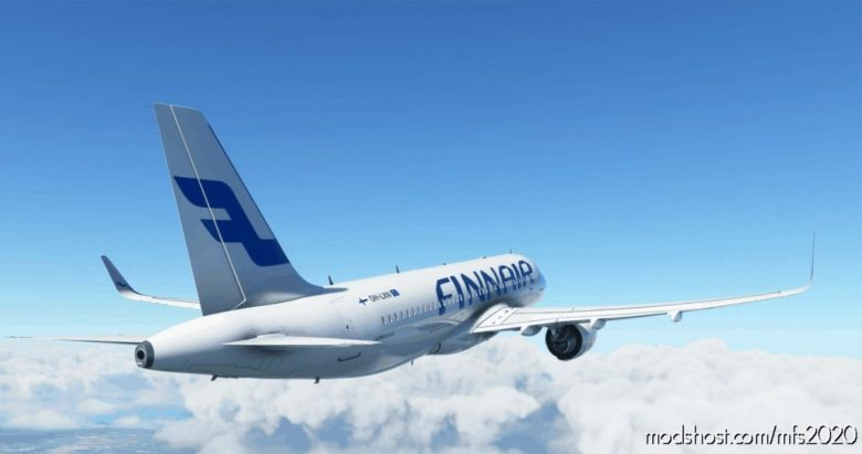 Airbus 320NEO – Finnair – FBW A32NX for Microsoft Flight Simulator 2020