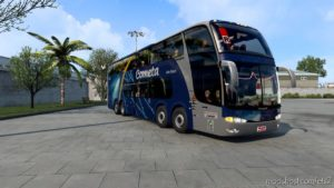 Marcopolo Paradiso G6 1800 DD 8×2 [1.40] for Euro Truck Simulator 2