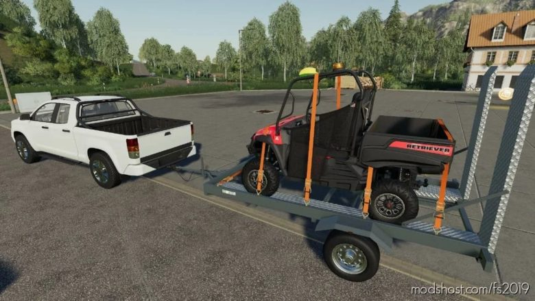 Pack Quad Tension Belt for Farming Simulator 19