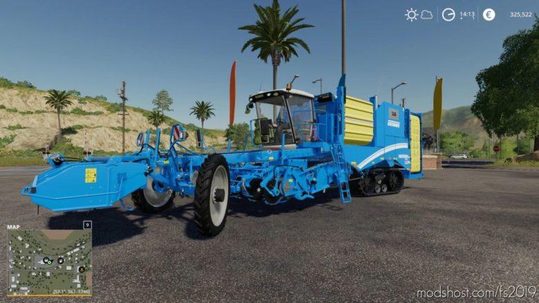 Grimme BIG Buzz for Farming Simulator 19