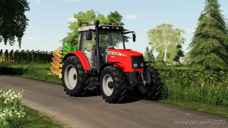 Massey Ferguson 5400 Pack for Farming Simulator 19