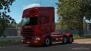 Scania R4 Series Addon For RJL Scania V21.4.24 [1.40] for Euro Truck Simulator 2