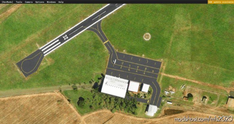 Sdno-Brazil-Aeroporto Nelson Garófalo V1.1.1 for Microsoft Flight Simulator 2020