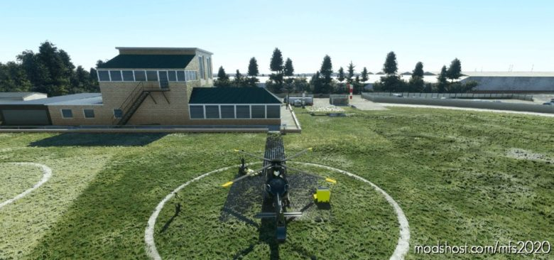 Leeds Heliport for Microsoft Flight Simulator 2020