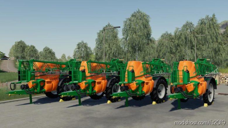 Amazone UX5200 Pack V1.1 for Farming Simulator 19