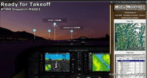 Rtmm Dispatch-Ketchikan To Stewart VIA Glaciers for Microsoft Flight Simulator 2020