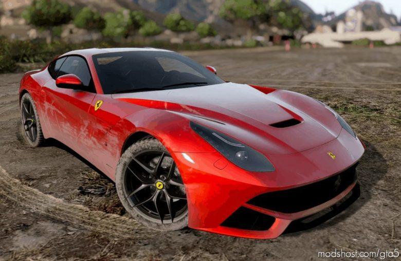 2012 Ferrari F12 Berlinetta for Grand Theft Auto V