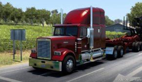 Freightliner FLC Truck [1.40.X] for American Truck Simulator