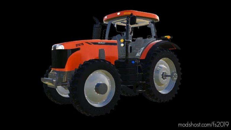 Agco DT275B Edit for Farming Simulator 19