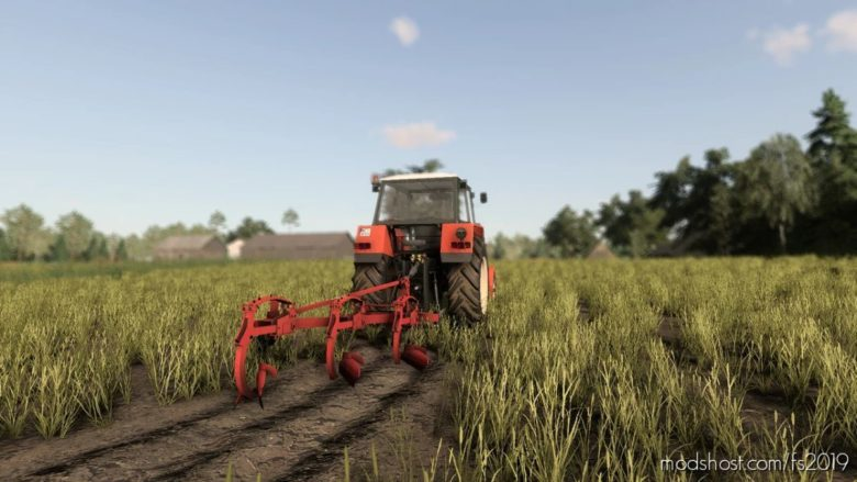 Bomet 3 for Farming Simulator 19