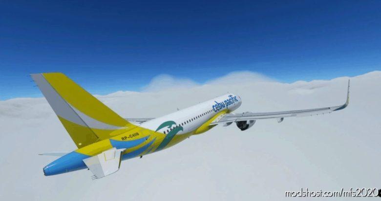 [A32NX] Cebu Pacific NK 8K for Microsoft Flight Simulator 2020