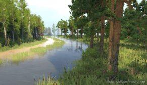 Swamp Kulai Map V1.2 for MudRunner