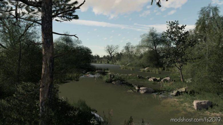 Zdziechow Map for Farming Simulator 19