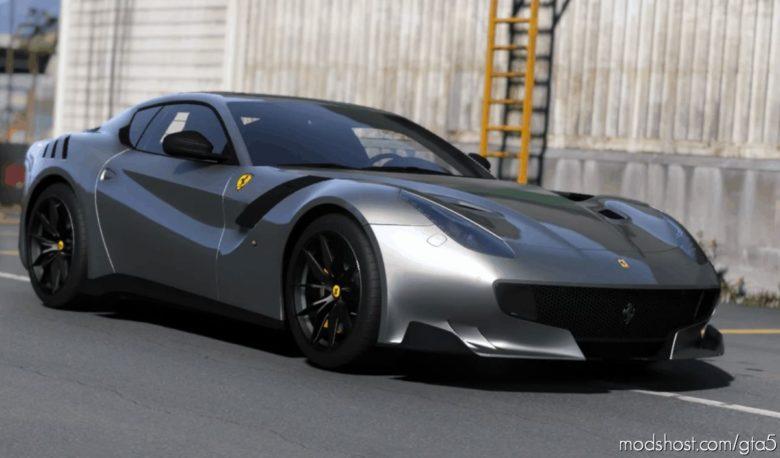 2016 Ferrari F12 TDF for Grand Theft Auto V