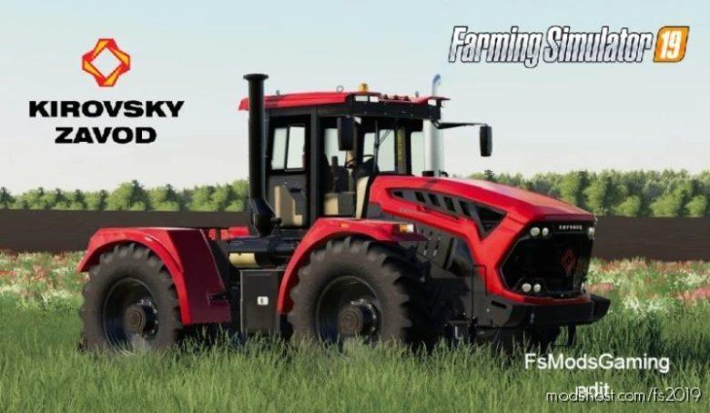 Kirovets K7M V2.0 for Farming Simulator 19