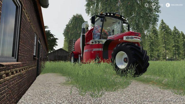 Vervaet Hydro Trike FIX V1.1 for Farming Simulator 19