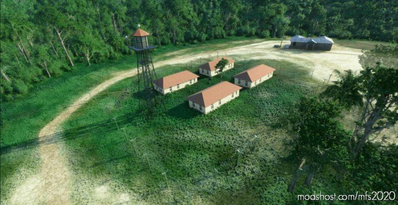 WWII Bonis Airfield – Bougainville for Microsoft Flight Simulator 2020