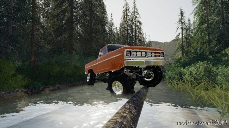 1970 Ford MUD Truck for Farming Simulator 19
