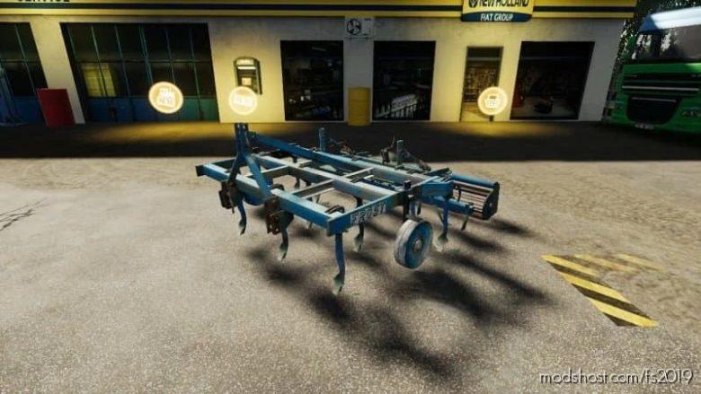 Gruber Frost 2.5M for Farming Simulator 19