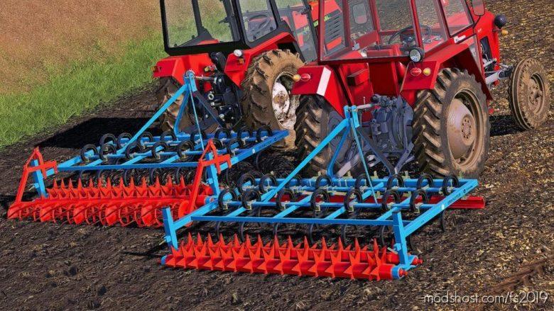 Gorenc Granoter 280 for Farming Simulator 19