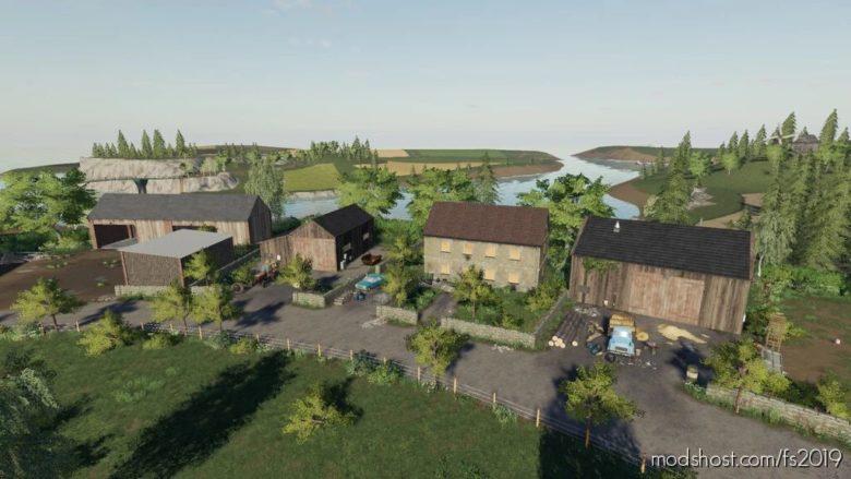 Spectacle Island for Farming Simulator 19