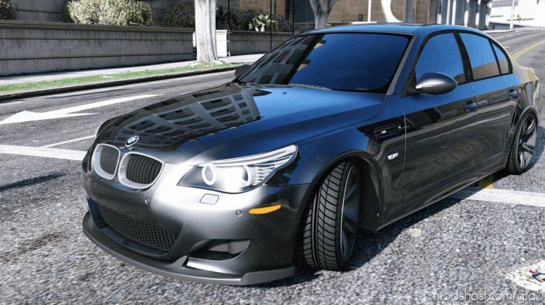 BMW M5 E60 V1.1 for Grand Theft Auto V