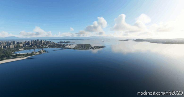 Santos Dumont Landing Challenge for Microsoft Flight Simulator 2020