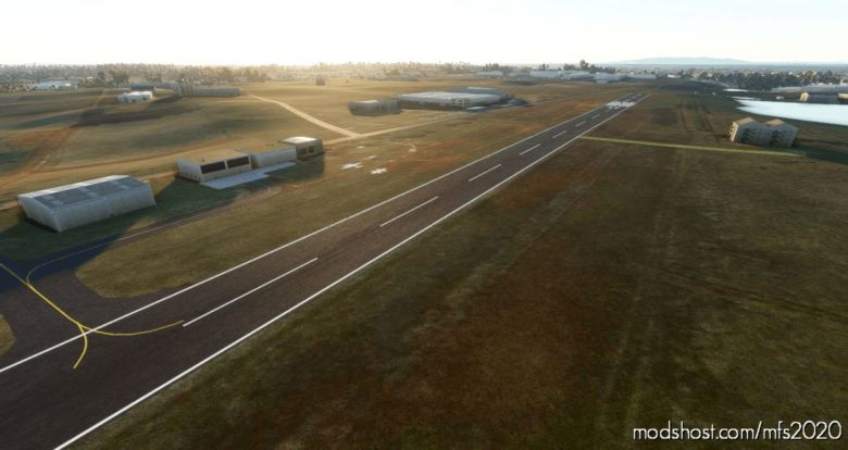 Sdtf-Brazil-Aeroporto Tatuí for Microsoft Flight Simulator 2020