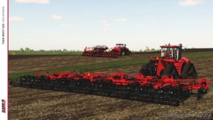 Case IH Tiger-Mate 255 Field Cultivator for Farming Simulator 19