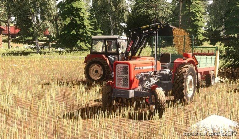 Ursus 360 Turbo for Farming Simulator 19