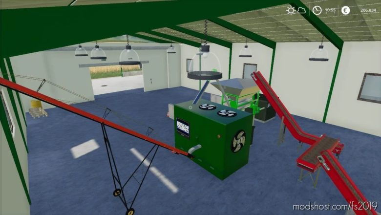 Pack Almond Tree for Farming Simulator 19