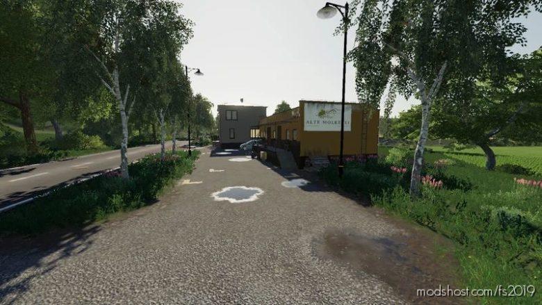 Lohnhausen Map for Farming Simulator 19