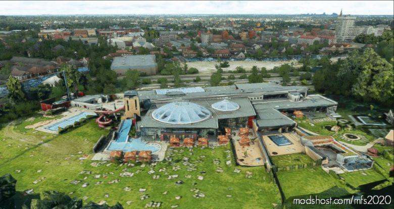 City Of Delmenhorst for Microsoft Flight Simulator 2020