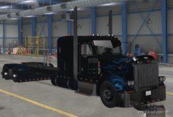 Peterbilt 389 Custom V1.1 [1.40] for American Truck Simulator
