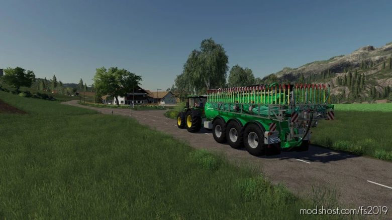 Slurry Tools for Farming Simulator 19