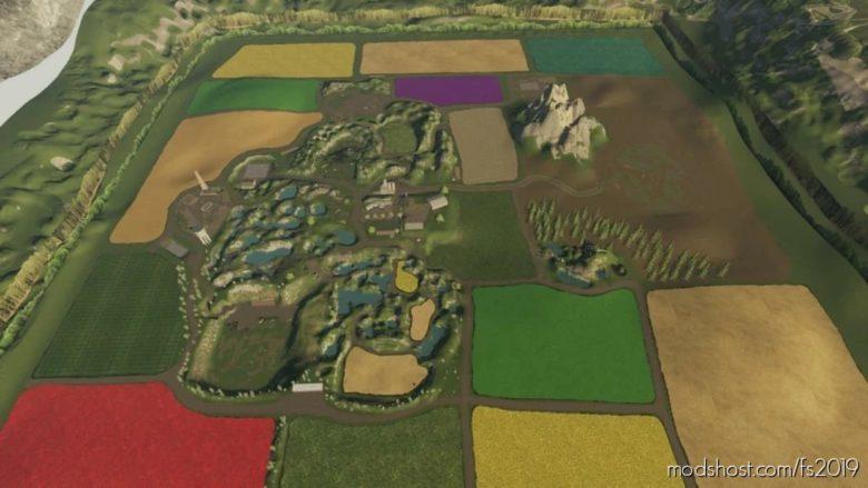 The Mountain Of Lakes for Farming Simulator 19
