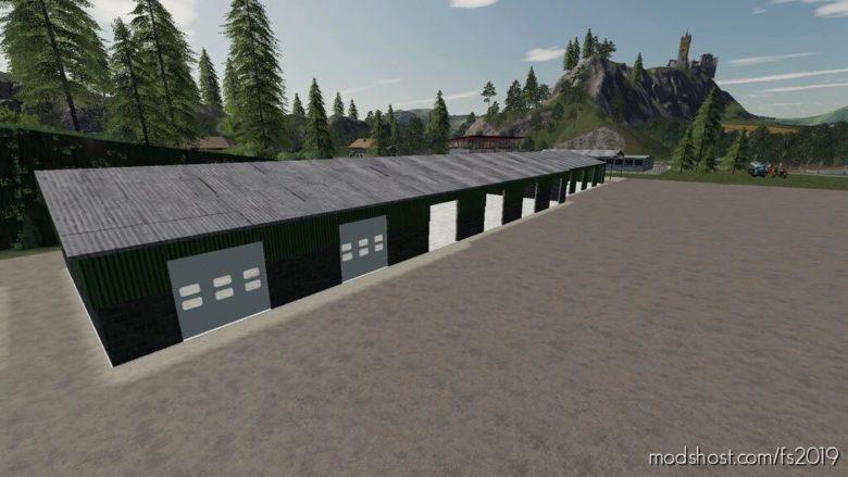 Riverside Shed Pack for Farming Simulator 19