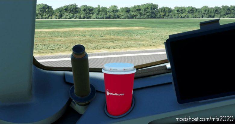 [A32NX] Airberlin CUP for Microsoft Flight Simulator 2020