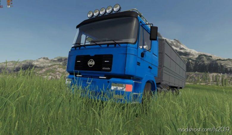 Raba S22 Grain for Farming Simulator 19