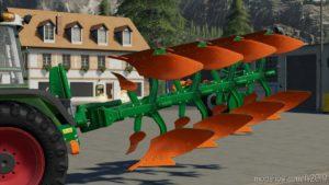 Amazone 4-Schar Pflug for Farming Simulator 19