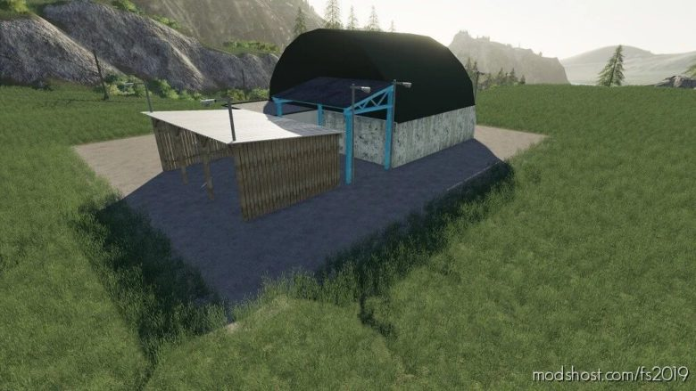 Pellet Packing Station for Farming Simulator 19