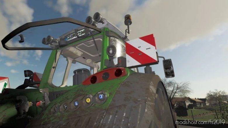Fendt 700 IHM for Farming Simulator 19