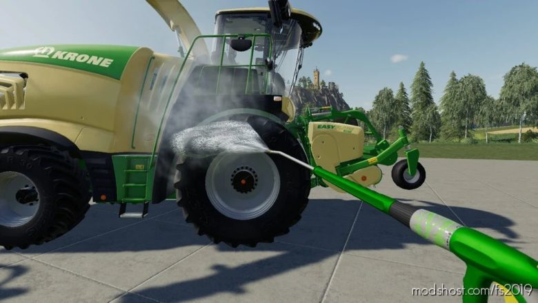 MAD High Pressure Washer for Farming Simulator 19