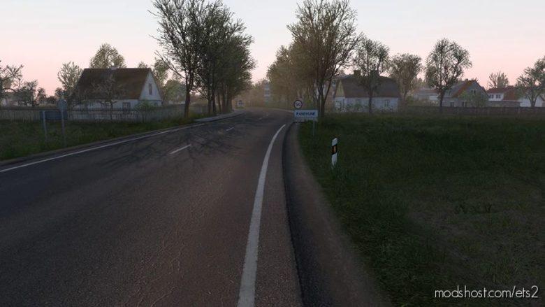 Late Autumn/Mild Winter V4.0 for Euro Truck Simulator 2