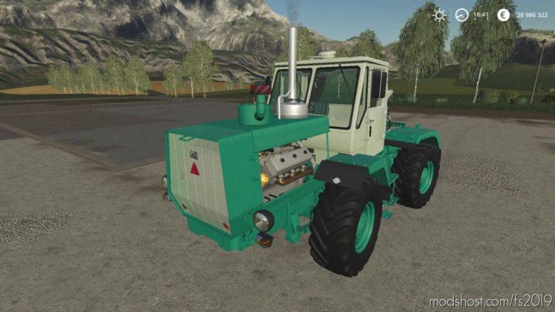 HTZ T-150K V0.2 for Farming Simulator 19
