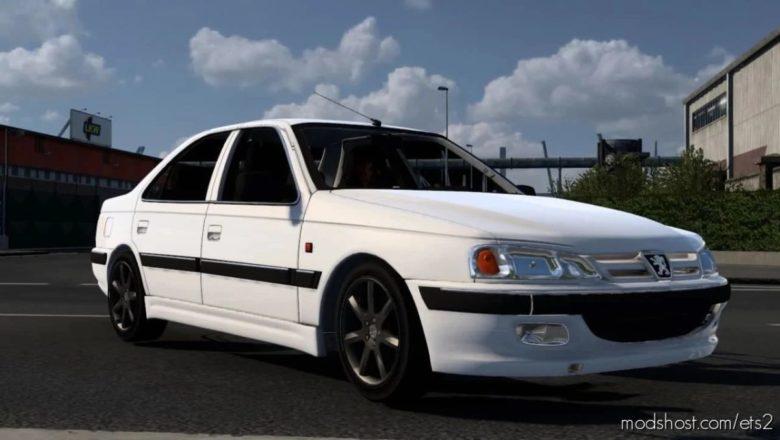 Peugeot Pars [1.40.X] for Euro Truck Simulator 2
